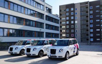 On-demand shuttle successfully established in Hamburg