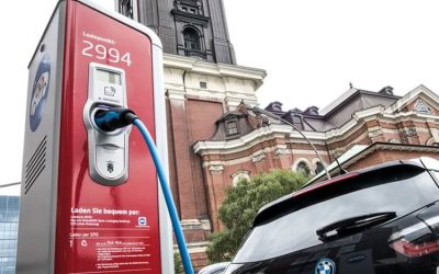 Hamburg ist Elektro-Spitzenreiter