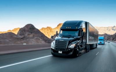 Daimler Trucks baut globale Organisation für vollautomatisiertes Fahren auf