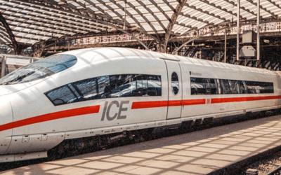Deutsche Bahn setzt auf eine starke Schiene