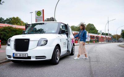Der On-Demand-Service ioki Hamburg wird ein Jahr alt