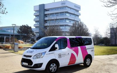 ioki launches innovative corporate transport pilot for Roche employees