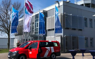 Connection via App: Demand-Responsive Shuttle for Paderborn-Lippstadt Airport