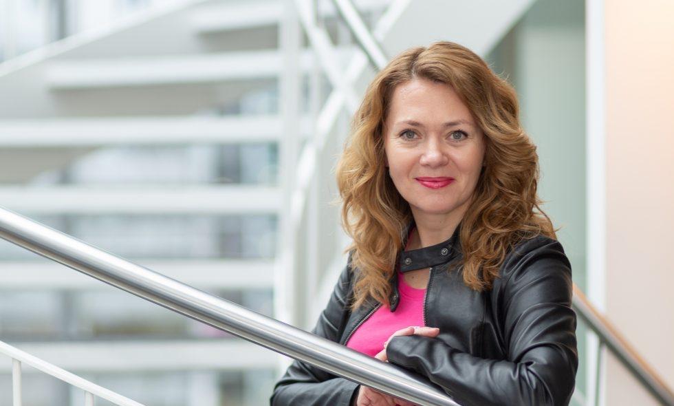 NACHGEFRAGT bei Dr. Olga Nevska, Geschäftsführerin Telekom MobilitySolutions