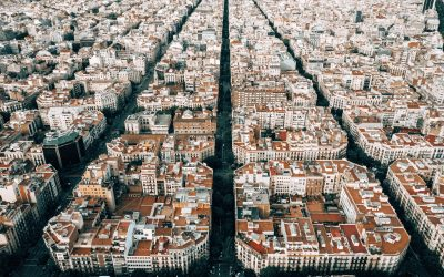 More green spaces for the city: Superblocks in Barcelona