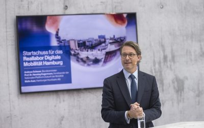 RealLabHH started: Hamburg tests the digital mobility of tomorrow in everyday life