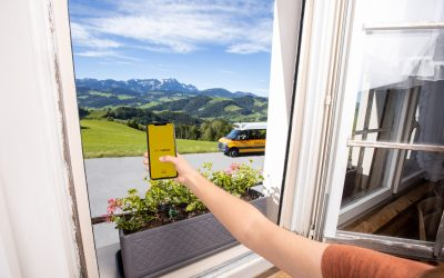 Via app from A to B in Appenzell: ioki digitises call-a-bus in Switzerland