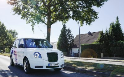 Commuters to benefit from new shuttle service in the Stormarn region