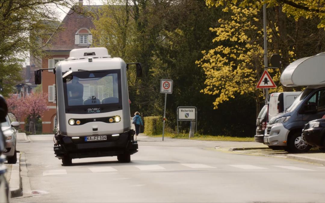 All aboard, please! Next stop: autonomous driving