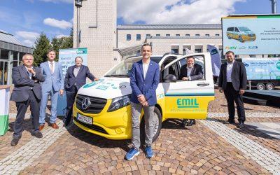 Deutschlandweit größtes On-Demand-Angebot mit innovativer Buchungs-App startet