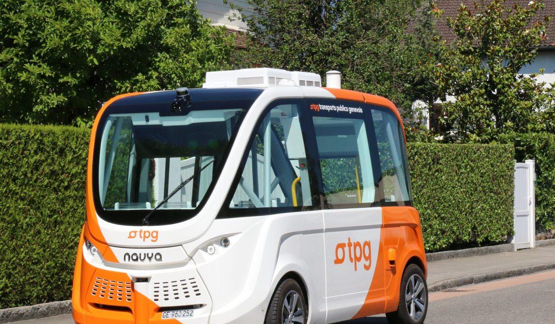 Autonomous driving in public transport: ioki joins EU Commission funding project